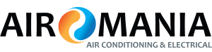 Airomania Air Conditioning & Electrical Logo