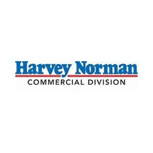 Harvey Norman Commercial Logo